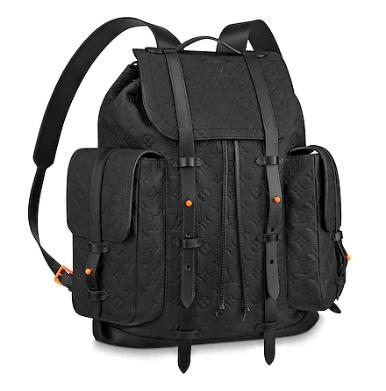 Louis Vuitton CHRISTOPHER Large backpack M53285 black