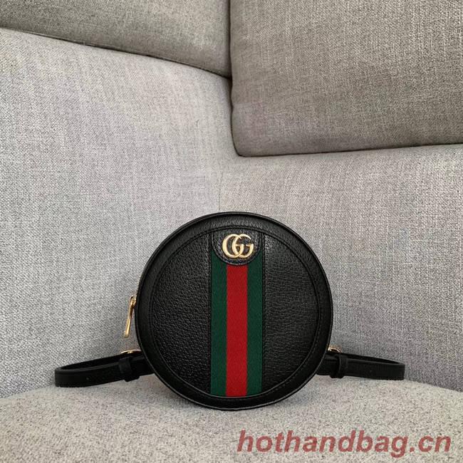 Gucci Ophidia Series Mini Backpack 598661 black