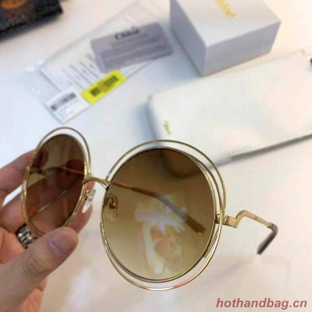 Chloe Sunglasses Top Quality C4587