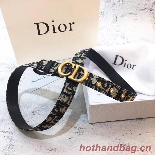 Dior Belt Wide with 20mm 5362