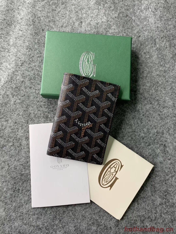 Goyard Wallet 9982 black