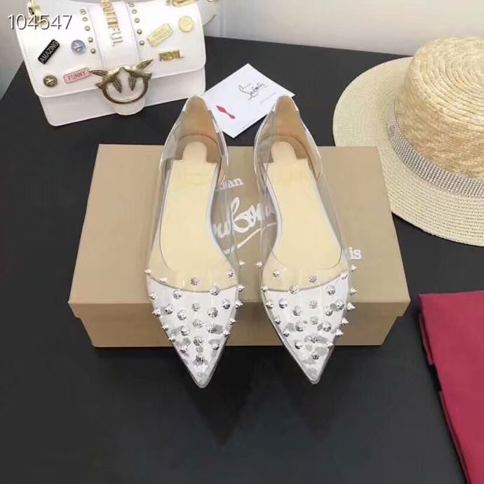 Christian Louboutin Shoes CL1654QGC-1