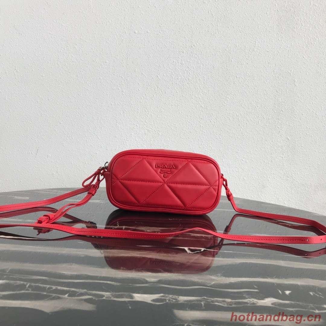 Prada Spectrum mini-bag 1DH046 red