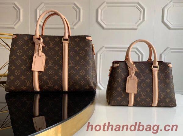 Louis Vuitton SOUFFLOT BB M44815 Apricot