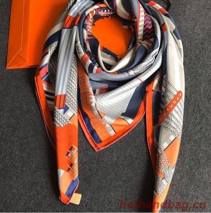 Hermes Scarf HM9658 Orange