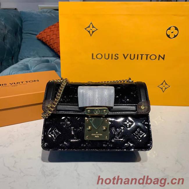 Louis Vuitton MINI CHAIN bag M90445 black