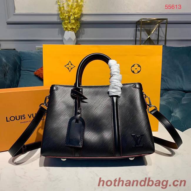 Louis Vuitton SOUFFLOT BB M55613 black
