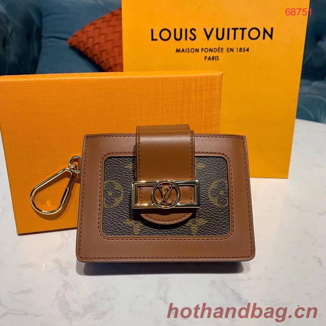 Louis Vuitton coin purse M68751