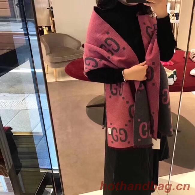 Gucci wool Scarf GG55623