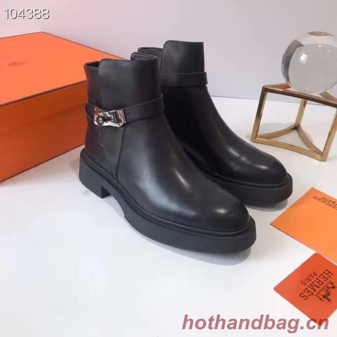 Hermes Short boots HO849JYX-1
