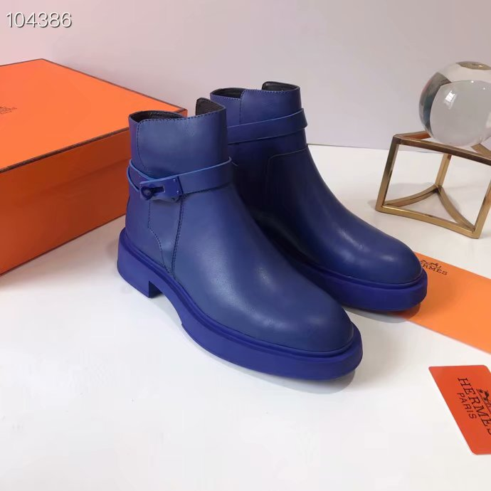 Hermes Short boots HO849JYX-3