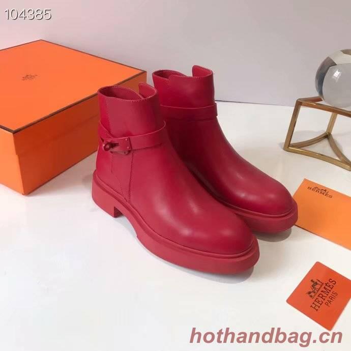 Hermes Short boots HO849JYX-4