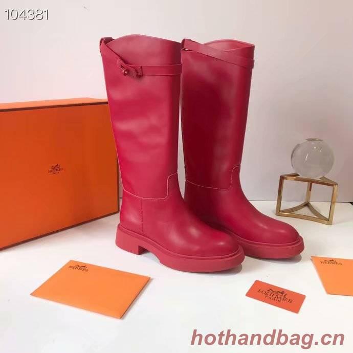 Hermes thigh boot HO850JYX-1