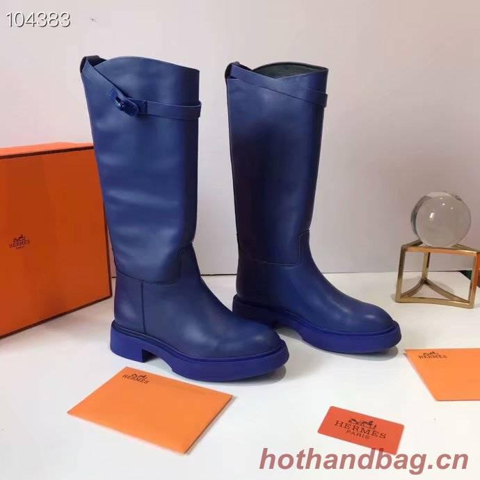 Hermes thigh boot HO850JYX-3