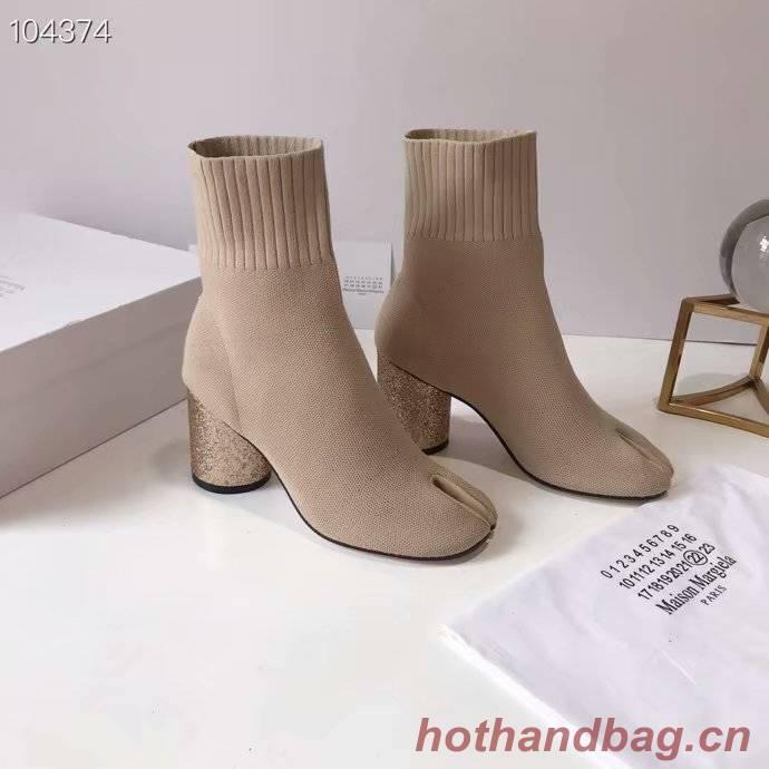 MIUMIU Short boots MM01JYX-1 Heel height 8CM