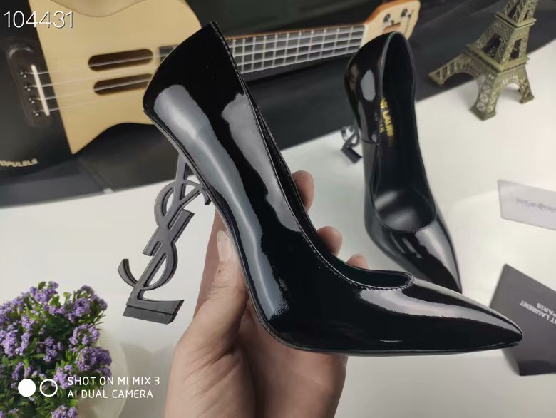 Yves Saint Laurent shoes YSL468TMC-6