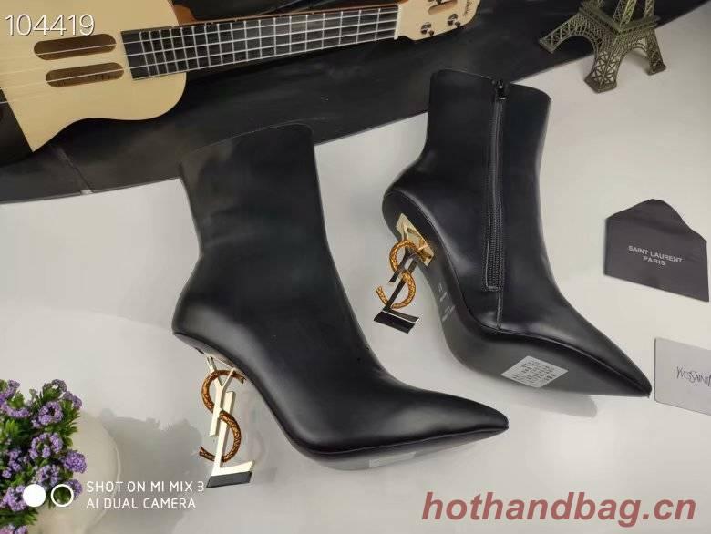 Yves Saint Laurent Short boots YSL470TMC-2