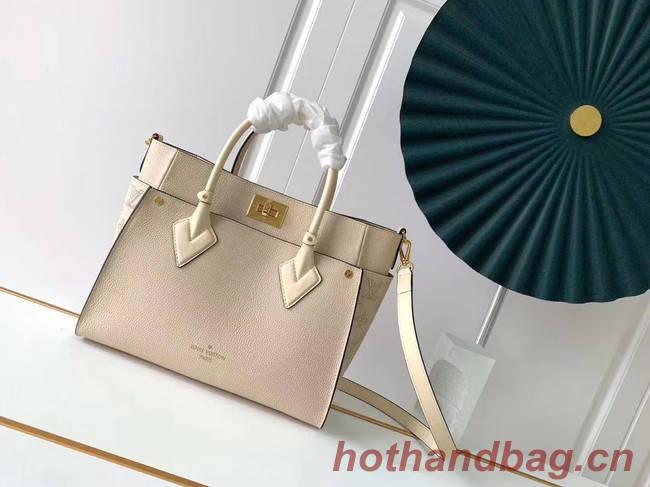 Louis Vuitton Original ON MY SIDE M53823 Beige