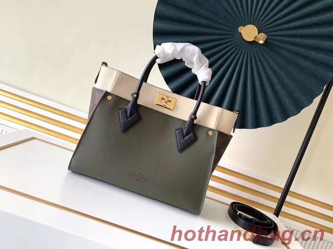 Louis Vuitton Original ON MY SIDE M53823 Khaki