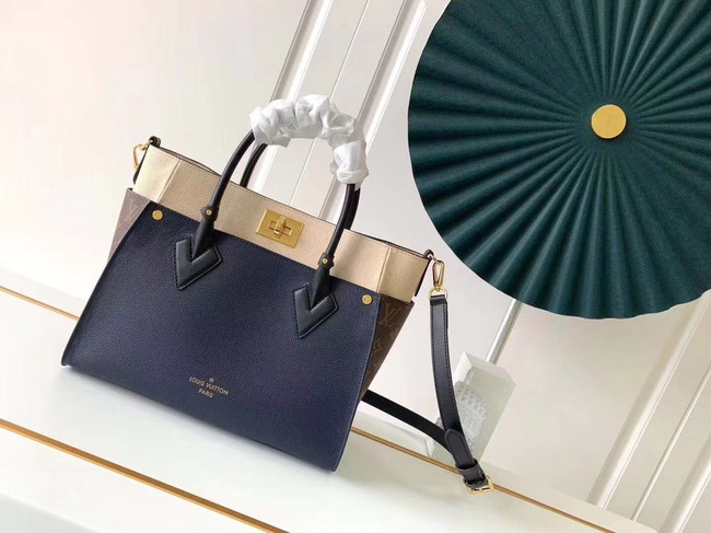Louis Vuitton Original ON MY SIDE M53823 Navy Blue