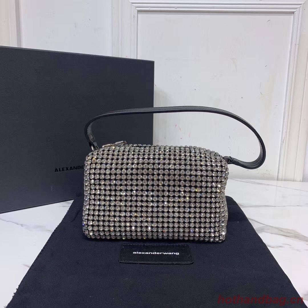 Alexander Wang Diamond Bag AW8979 Black