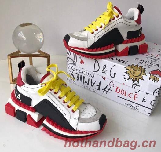 Balenciaga SNEAKER Shoes BL89H Yellow&White&Black&Red
