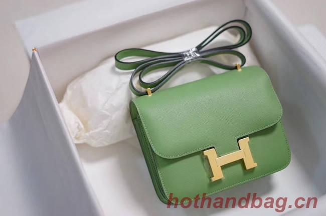 Hermes Constance Bag Togo Leather H9999 green