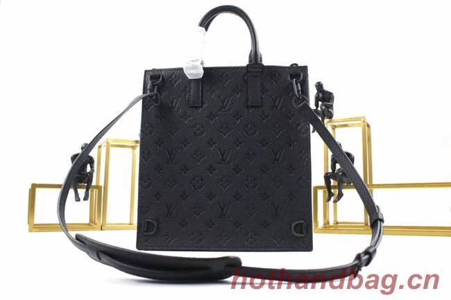 Louis Vuitton Monogram Empreinte Original Leather M55924 Black