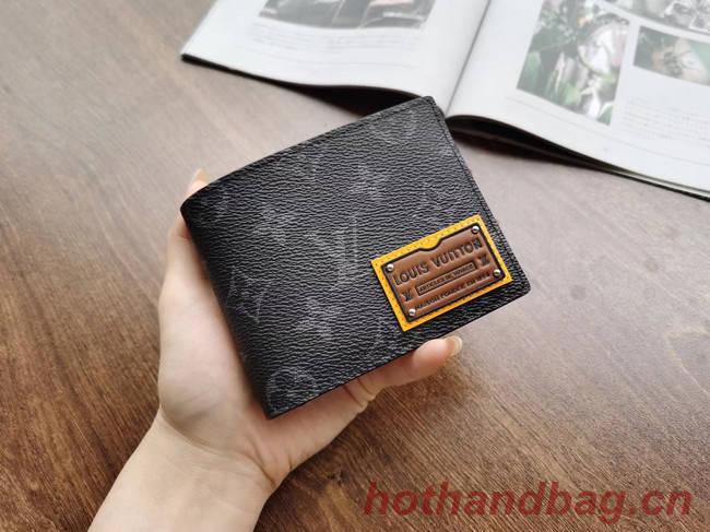 Louis vuitton Monogram Canvas Original Wallet M69253 yellow