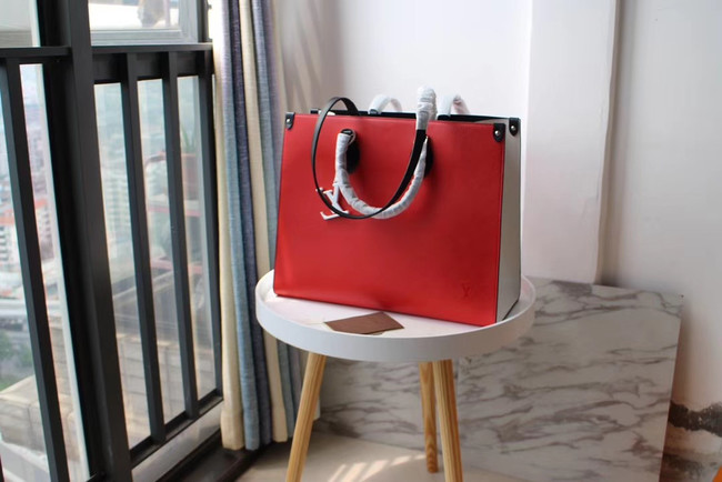 Louis vuitton ONTHEGO M45081 red