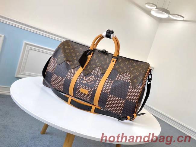 Louis vuitton KEEPALL BANDOULIERE 50 travel bag M40360