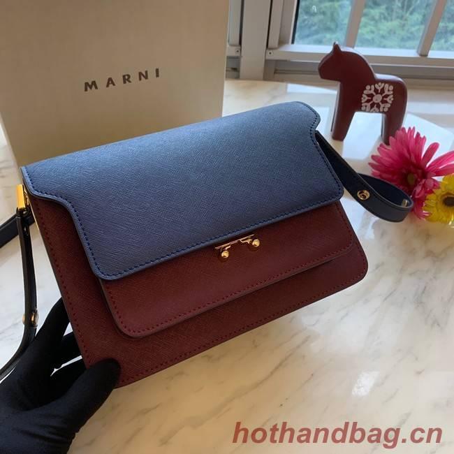 Marni Original Calfskin Leather Bag 35068-10