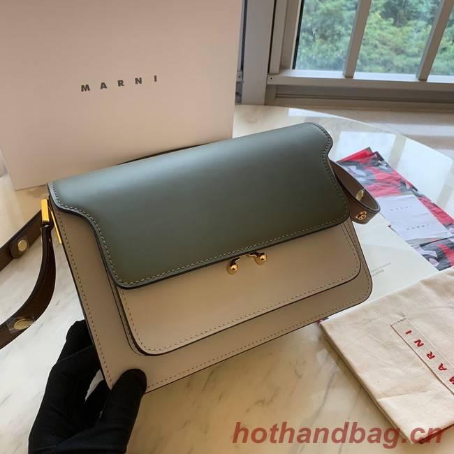 Marni Original Calfskin Leather Bag 35068-4