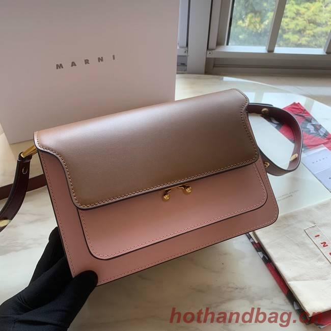 Marni Original Calfskin Leather Bag 35068-5