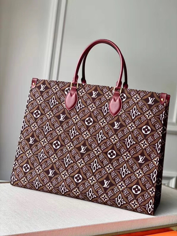 Louis vuitton ONTHEGO M57207 Burgundy