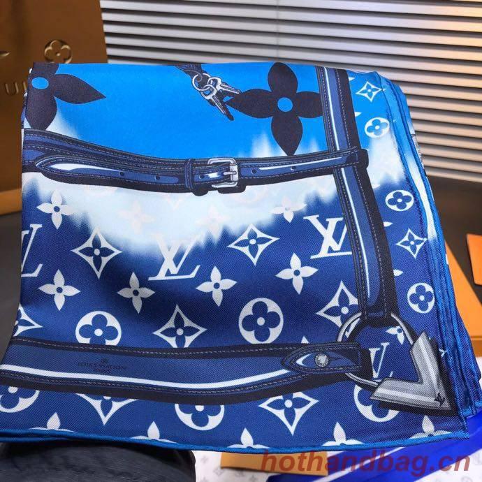 Louis Vuitton silk Scarf M7300