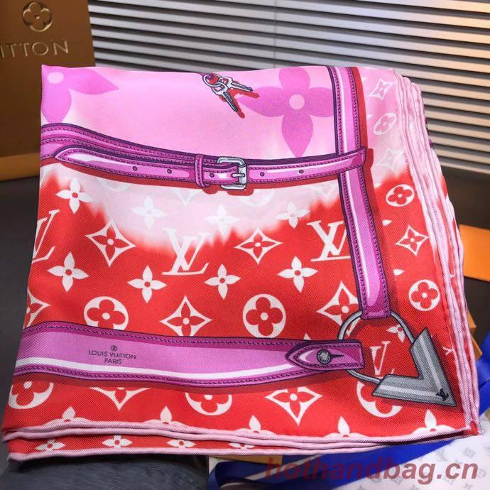 Louis Vuitton silk Scarf M7302