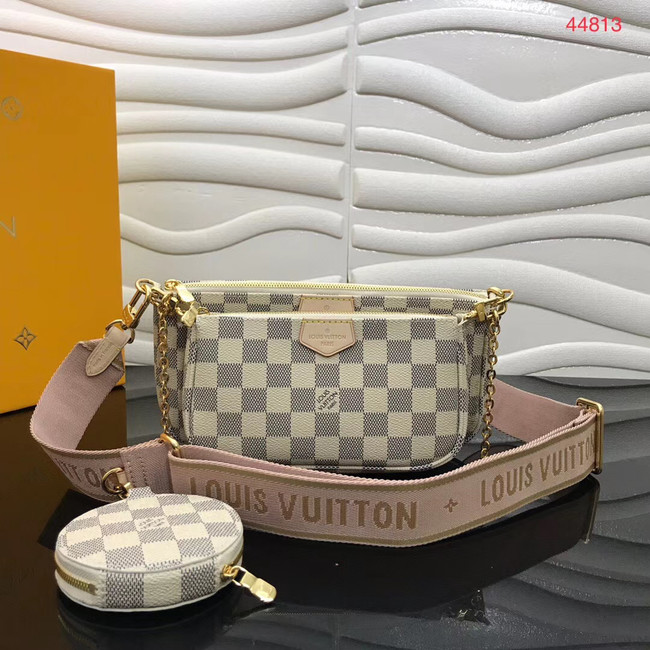 Louis Vuitton Damier Azur Canvas M44823