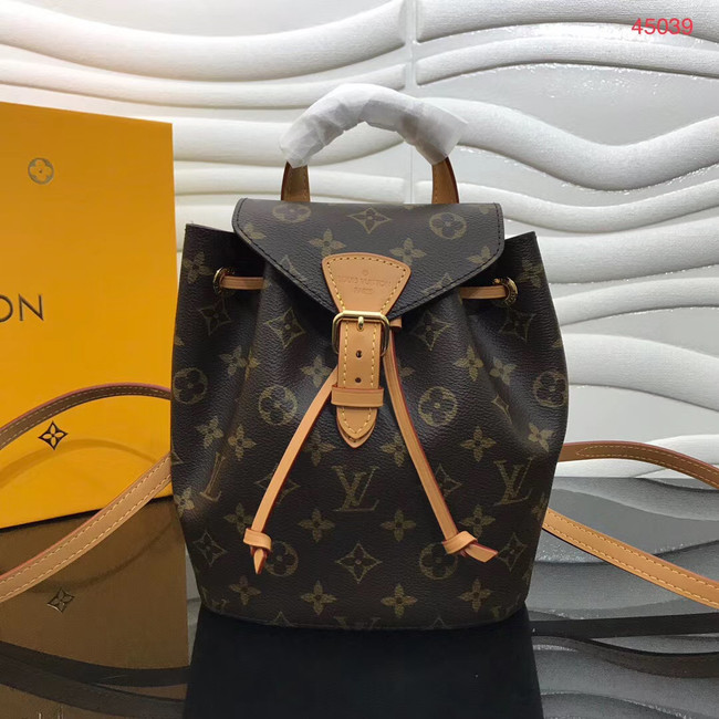 Louis vuitton Monogram Canvas Original Backpack M45639