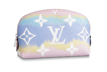 Louis Vuitton ESCALE Monogram Giant Cosmetic Bag M69139