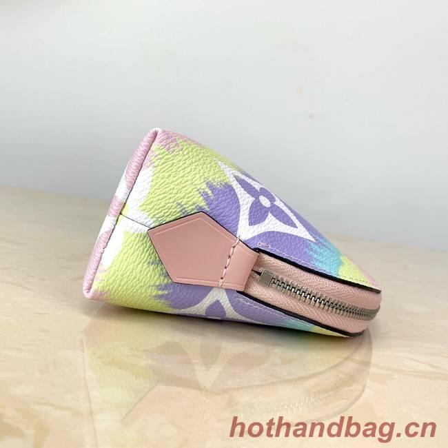 Louis Vuitton ESCALE Monogram Giant Cosmetic Bag M69139