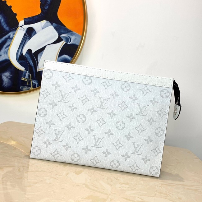 Louis Vuitton Monogram Canvas Poche Toilette M30420 white
