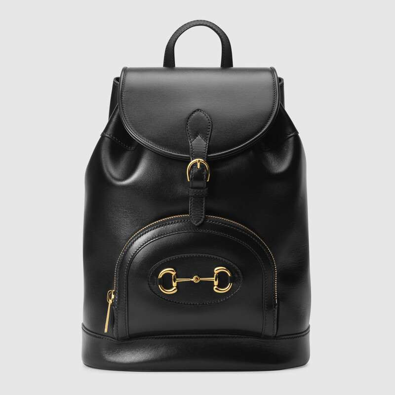 Gucci 1955 Horsebit backpack 620849 black