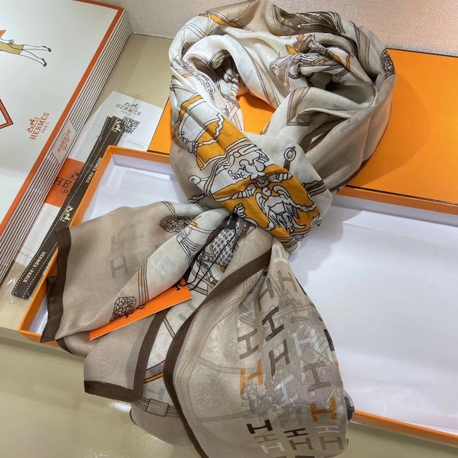 Hermes Cashmere and silk H3696-4