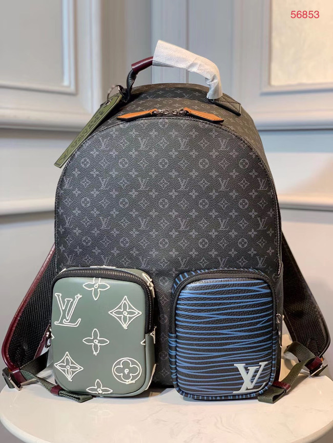 Louis vuitton Monogram Canvas Original Backpack M56853