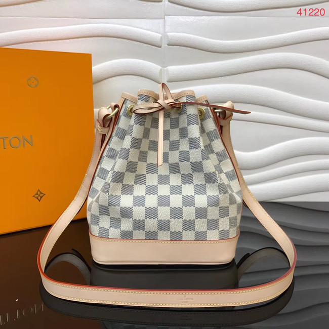 Louis Vuitton Damier Azur Canvas M41220