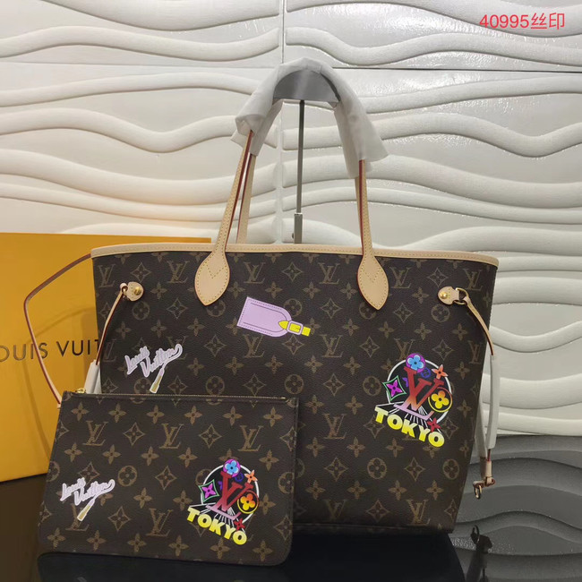 Louis vuitton original leather Monogram Canvas M40995