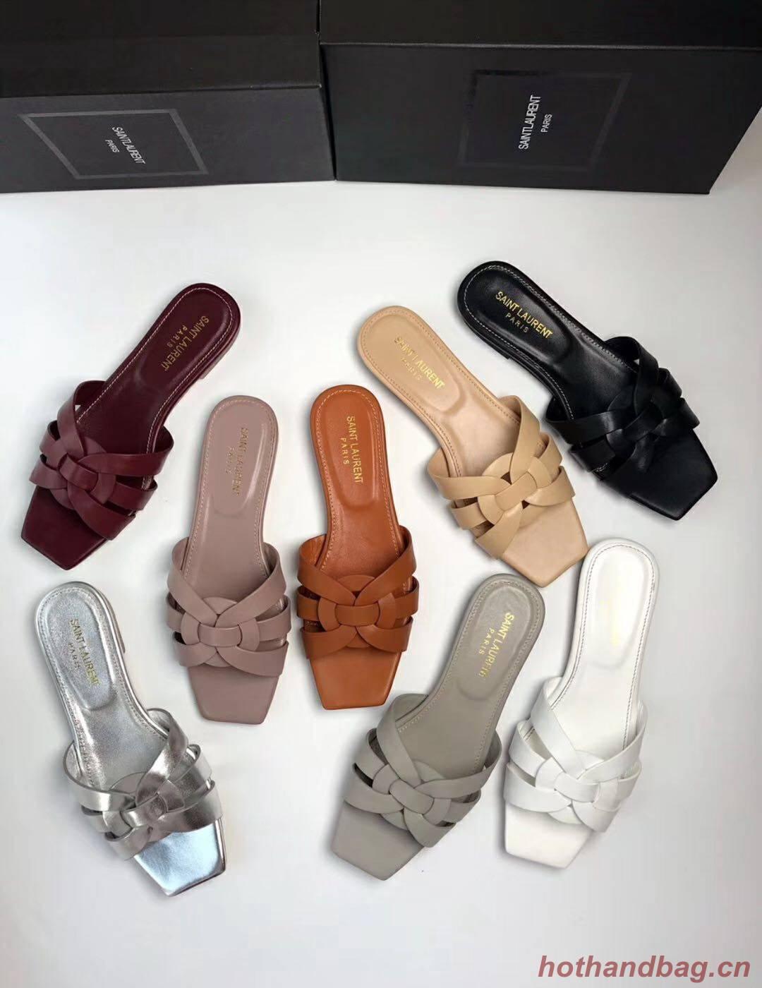 Yves Saint Laurent slippers 33696-2