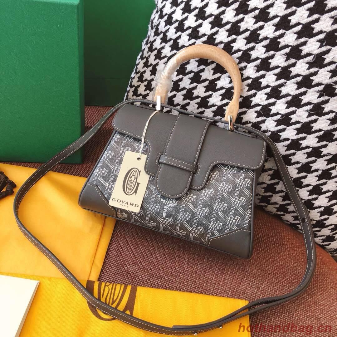 Goyard Y Doodling Calfskin Leather Tote Bag 99588 greu