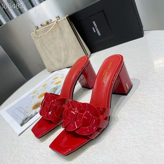 Yves saint Laurent Shoes YSL4801MF-4